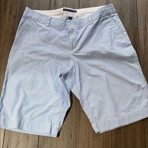 "Tommy Hilfiger | stripe 12"" shorts"
